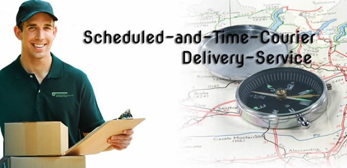 02. Time Definitive Delivery